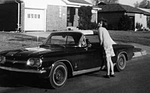 Corvair and Debbie