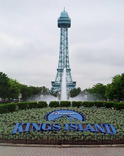 Paramount's Kings Island