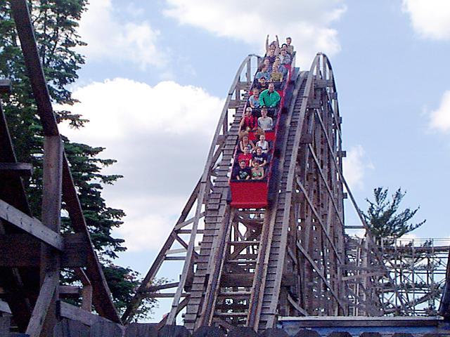 Geauga Lake Amusement Park