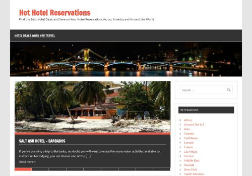 Hot Hotel Reservations