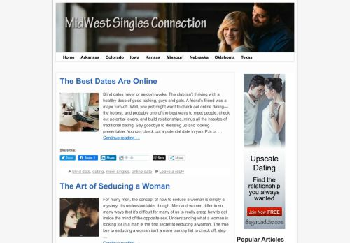 Midwest Singles Connection