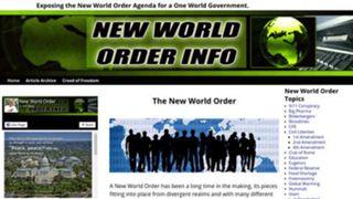 New World Order Info