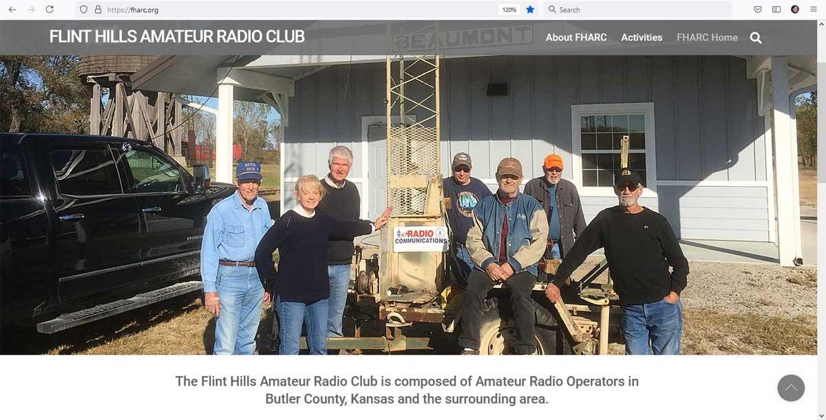 Flint Hills Amateur Radio Club